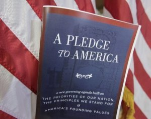 """A Pledge to America"""